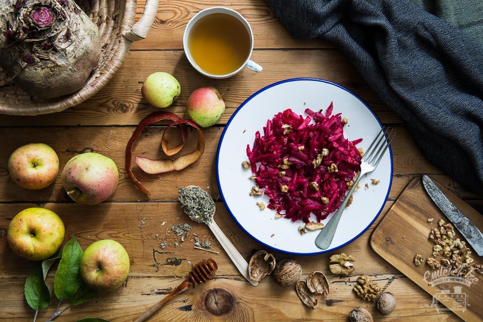 almás céklasaláta az Emlékek Íze konyhájából