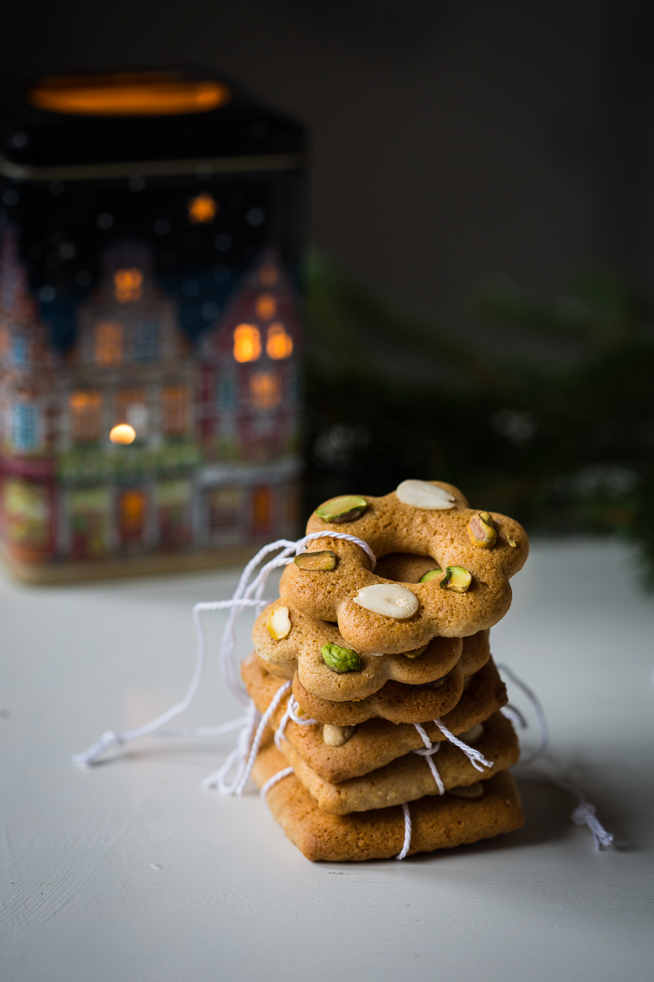 karácsonyi mézes az Emlékek Íze konyhájából www.emlekekize.hu