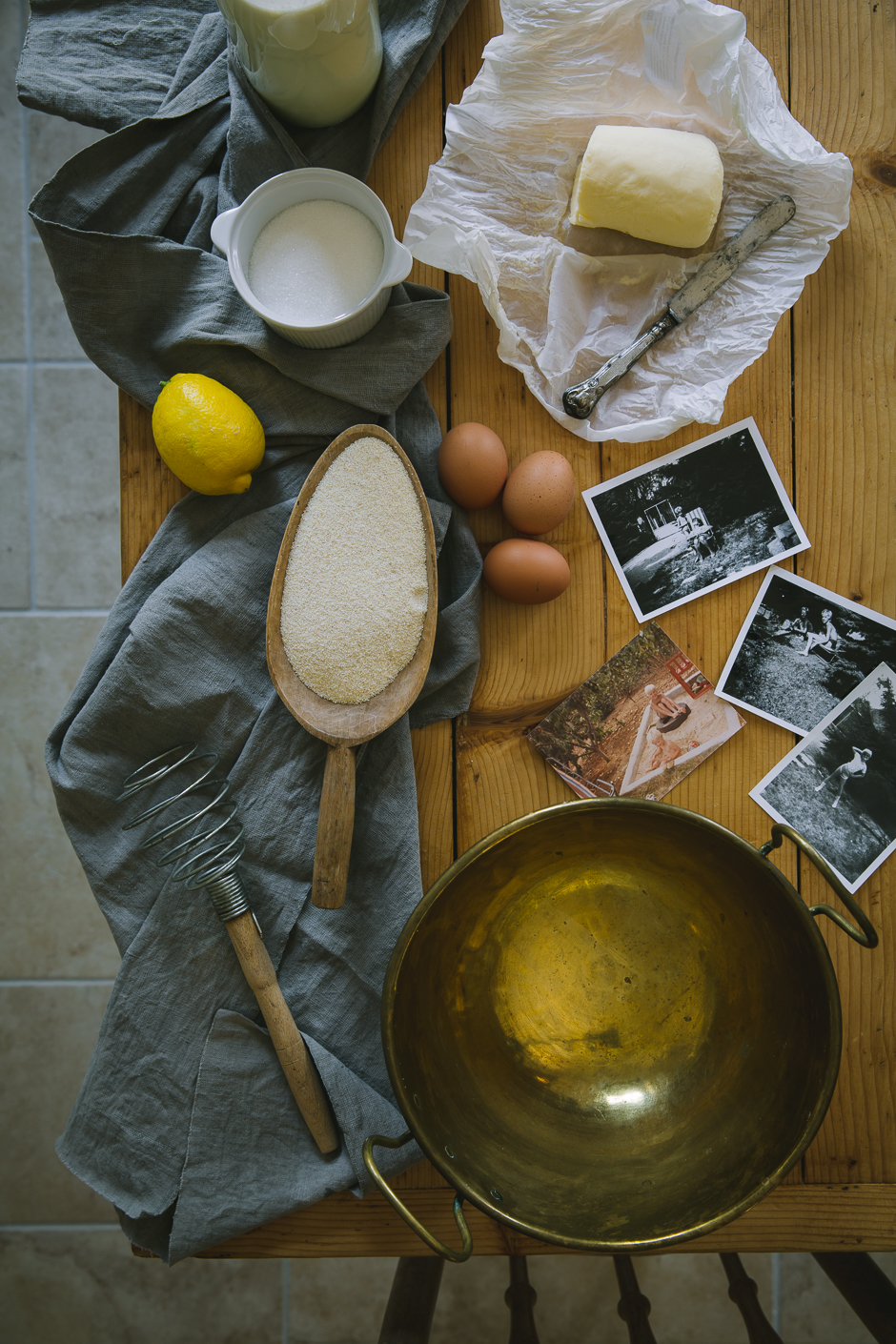 darafelfújt az Emlékek Íze vidéki konyhájából/semolina soufflé from the Taste of Memories Hungarian country kitchen www.tasteofmemories.com